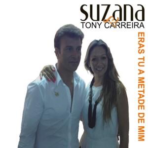 Tony Carreira e Zuzana Fragoza - Eras tu Metade de Mim-frente