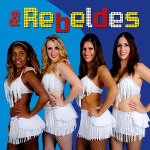 As Rebeldes - As Rebeldes - Frente