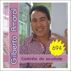 Gilberto Amaral - Cantinho Da Saudade(2013)